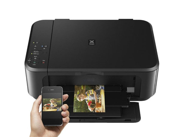 Canon Printer Says