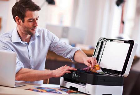 printer troubleshooting for Windows 10