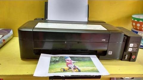 Epson Printer Not Printing Properly