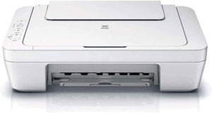 Where is the IP Address on a Canon Pixma Printer MG2522